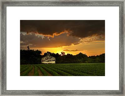 Dairy Fresh Framed Print by Dan Wells