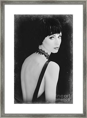 Daisy Buchanan  Framed Print