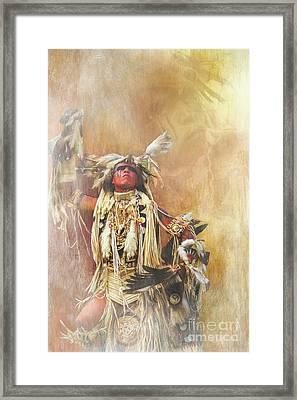 Dakota Sioux Framed Print