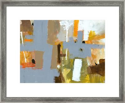 Dakota Street 6 Framed Print by Douglas Simonson
