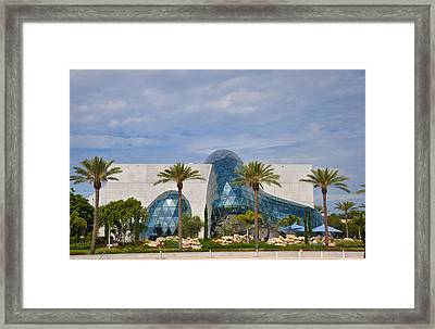 Dali Museum Framed Print by Bill Cannon