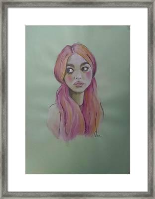 Dalia Framed Print