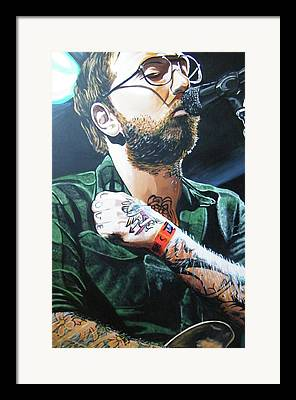 Alexisonfire Framed Prints