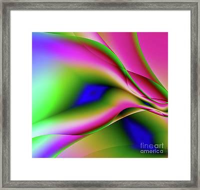 Dalliance Framed Print