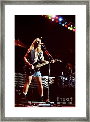 Damn Yankees 93-tommy-2925 Framed Print by Gary Gingrich Galleries
