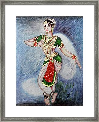 Dance 2 Framed Print