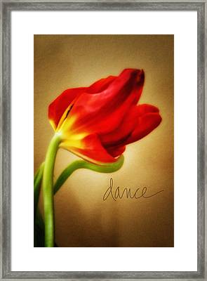 Dance Framed Print by Mary Timman