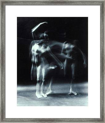 Dance Nude Framed Print by Randy Sprout