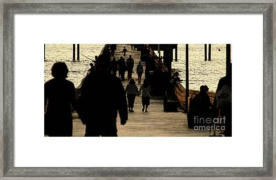 Dance Of Life - 2 Framed Print