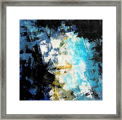 Dance Of The Light Framed Print