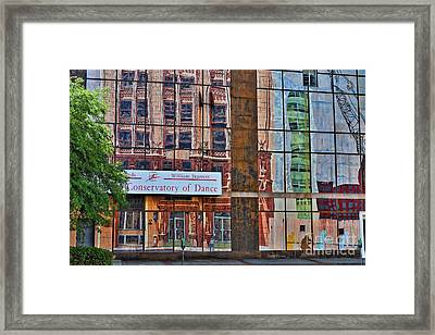 Framed Print featuring the photograph Dance by Skip Willits