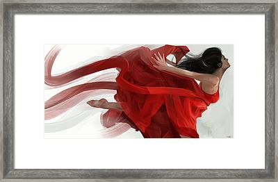 Dance Framed Print by Steve Goad