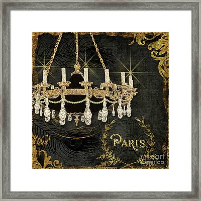 Dance The Night Away 2  Framed Print by Audrey Jeanne Roberts