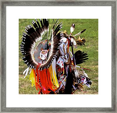 Dancer 174 Framed Print