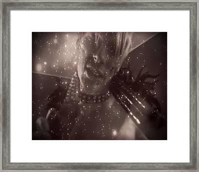 Dancer-2 Framed Print