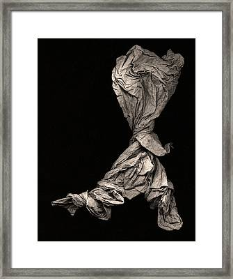 Dancer Two Framed Print