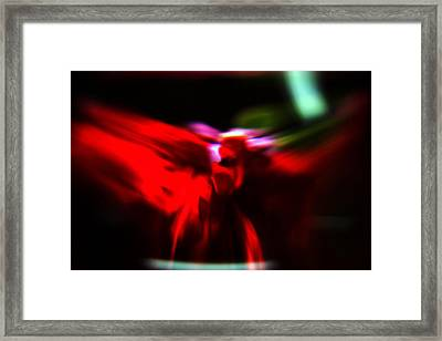 Dancing Angels Framed Print by Scott Wyatt