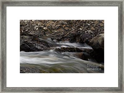 Dancing Waters 5 Framed Print by Bob Christopher