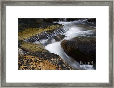 Dancing Waters 6 Framed Print by Bob Christopher
