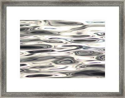 Framed Print featuring the photograph Dancing With Light by Cathie Douglas