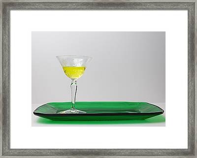 Framed Print featuring the photograph Dandelion Wine by Susan Capuano