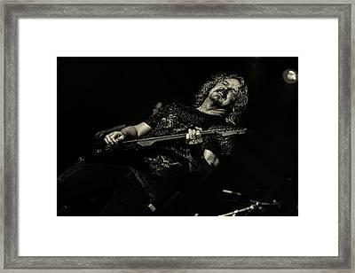 Danny Chauncey IIi Framed Print