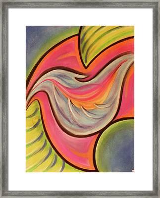 Danny Framed Print by Marlene Chapin