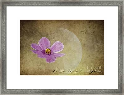 Dans L'amour Pour Vous ... Framed Print by Angela Doelling AD DESIGN Photo and PhotoArt