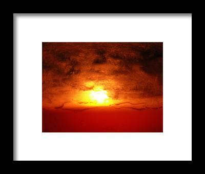 Venus Doom Framed Prints