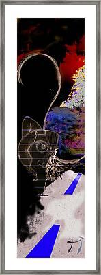 Danza Framed Print