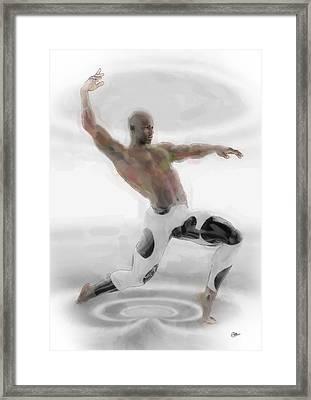 Danza Del Fauno Framed Print
