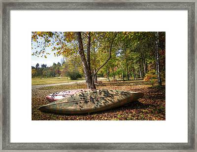 Dappled Day Framed Print