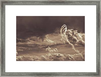 Daredevilry Framed Print