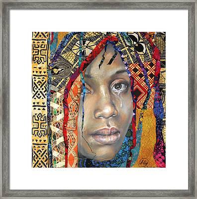 Darfur 2.1 Framed Print