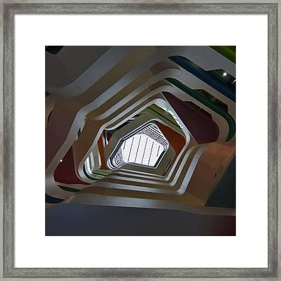 Dargo 1 Framed Print by Mihai Florea