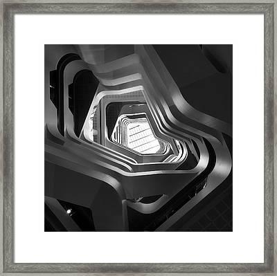 Dargo 2 Framed Print by Mihai Florea