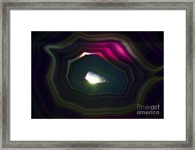 Dark Magic Framed Print