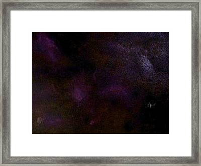 Dark Colors Framed Print by Guillermo Mason