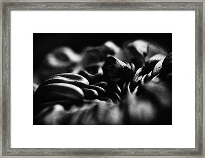 Dark Emotions Framed Print by Mother Nature