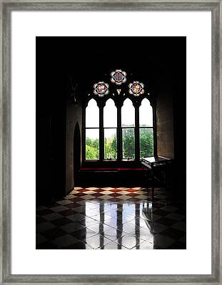 Dark Room Framed Print by Svetlana Sewell