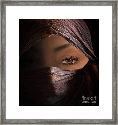 Framed Print featuring the photograph Dark Secrets by Jim  Hatch
