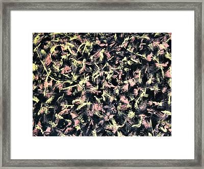 Dark Side Framed Print by Guillermo Mason
