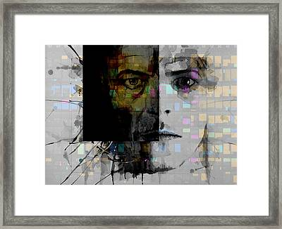 Dark Star Framed Print by Paul Lovering