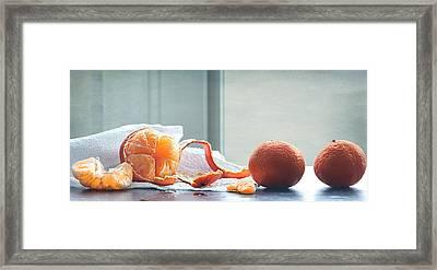 Darling Clementine  Framed Print