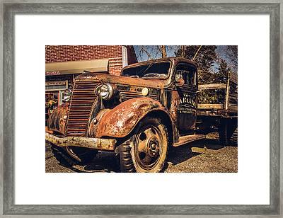 Darlins In Mayberry Framed Print by Cynthia Wolfe
