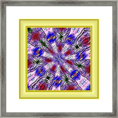 Darlyn Framed Print
