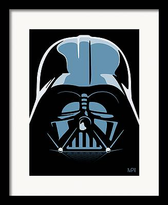 Darth Vader Framed Prints