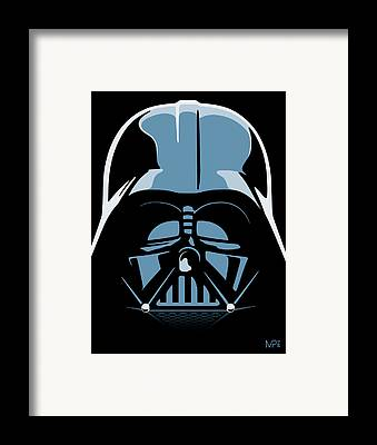 Darth Vader Framed Prints
