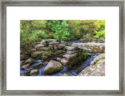 Dartmeet - Dartmoor Framed Print