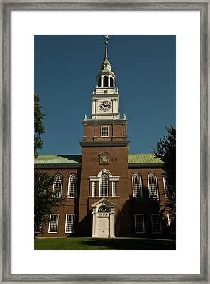 Dartmouth College Framed Print